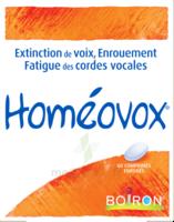 Boiron Homéovox Comprimés à BOURBOURG