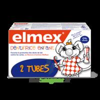 Elmex Duo Dentifrice Enfant, Tube 50 Ml X 2 à BOURBOURG