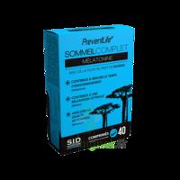 Sid Nutrition Preventlife Sommeil Complet Mélatonine Comprimés B/40 à BOURBOURG