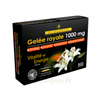 Sid Nutrition Oligoroyal Gelée Royale 1000 Mg 5g _ 20 Ampoules De 10ml à BOURBOURG