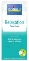 Boiron Relaxation Passiflore Extraits De Plantes Fl/60ml à BOURBOURG