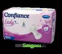 Confiance Lady Protection Anatomique Incontinence 4 Gouttes Sachet/14 à BOURBOURG
