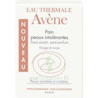 Avène Eau Thermale Peaux Intolérantes Pain 100gr à BOURBOURG