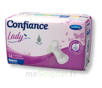 Confiance Lady Protection Anatomique Incontinence 4.5 Gouttes Sachet/14 à BOURBOURG