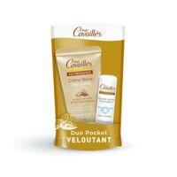 Rogé Cavaillès Nutrissance Pocket Crème Mains Douceur + Baume Lèvres Réparateur 30ml + 5,5g Edition Limitée à BOURBOURG