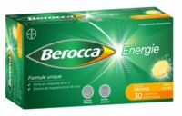 Berocca Energie Comprimés Effervescents Orange B/30 à BOURBOURG
